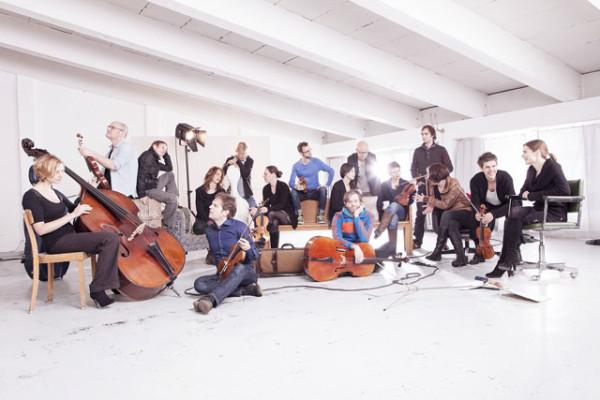 Ensemble Resonanz! Foto: Tobias Schult