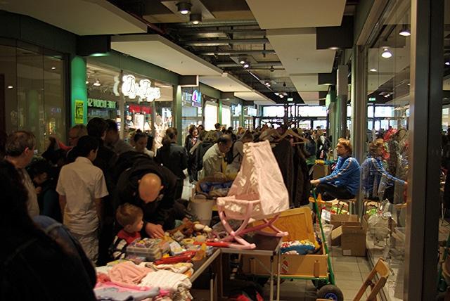 Frühlings- und Familienflohmarkt im MERCADO Ottensen