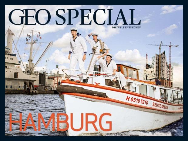 Das neue GEO Special Hamburg