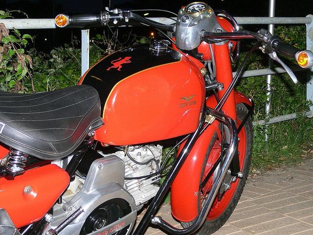 Motorradsaison eröffnet