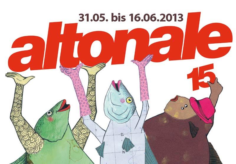 altonale Kulturfest in Hamburg