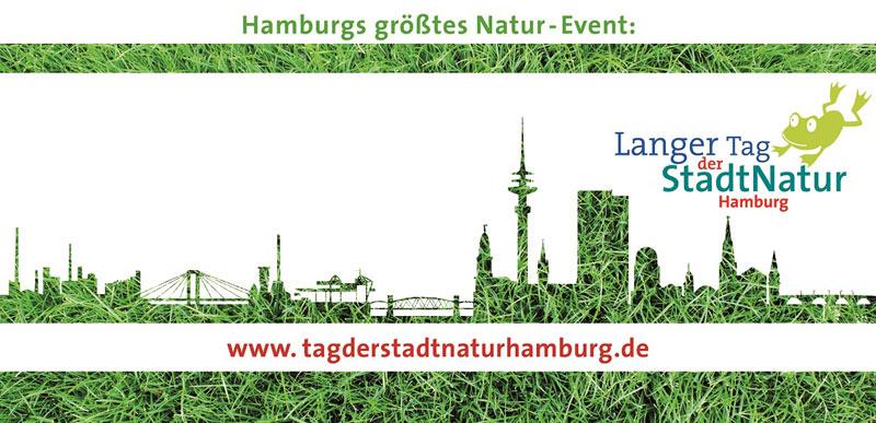 23 Veranstaltungs-Tipps für die Lange Tag der StadtNatur in Hamburg