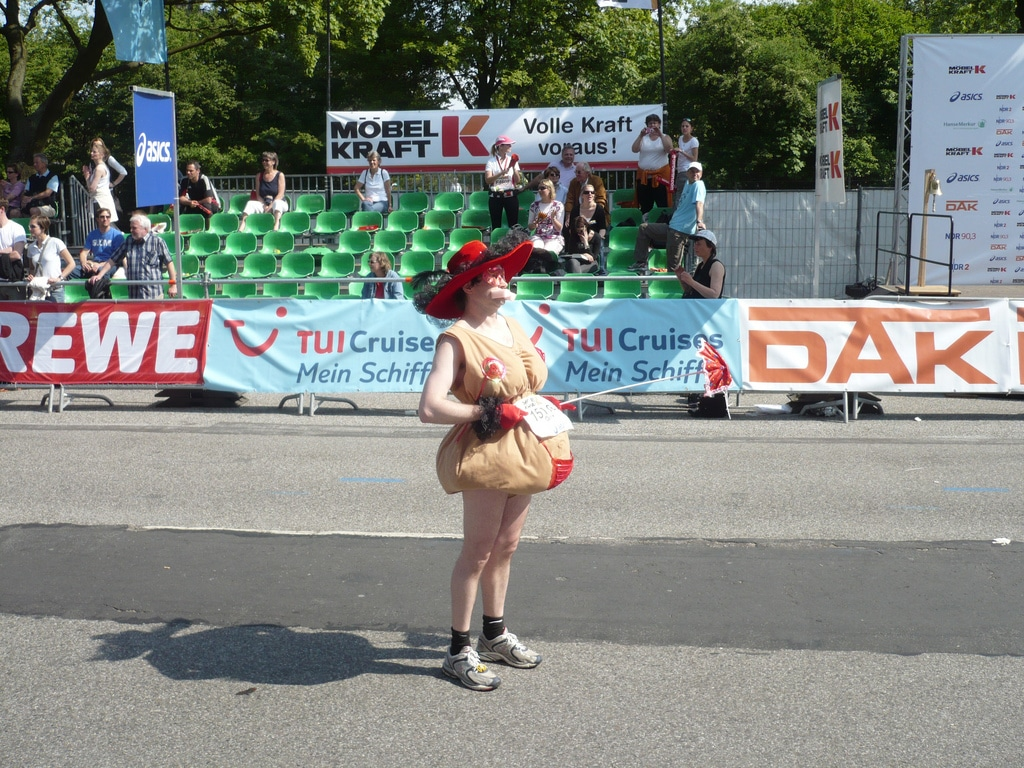 Hella Halbmarathon 2013 in Hamburg