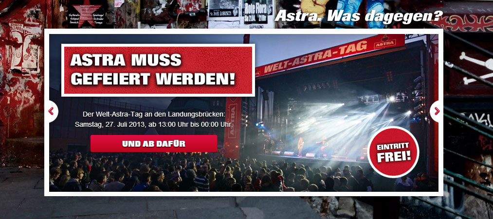 Welt-Astra-Tag