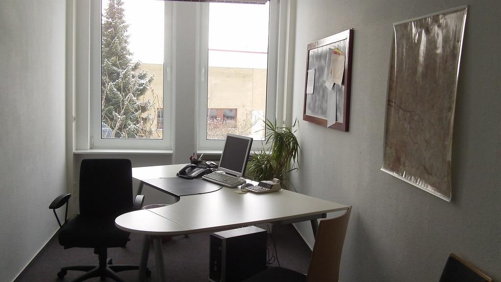 Gewerberäume und Büro auf Zeit in Hamburg