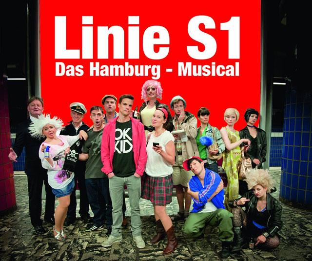 "Hamburg-Musical ""Linie S1"""