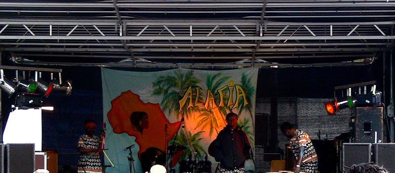 Alafia – Afrikafestival Hamburg