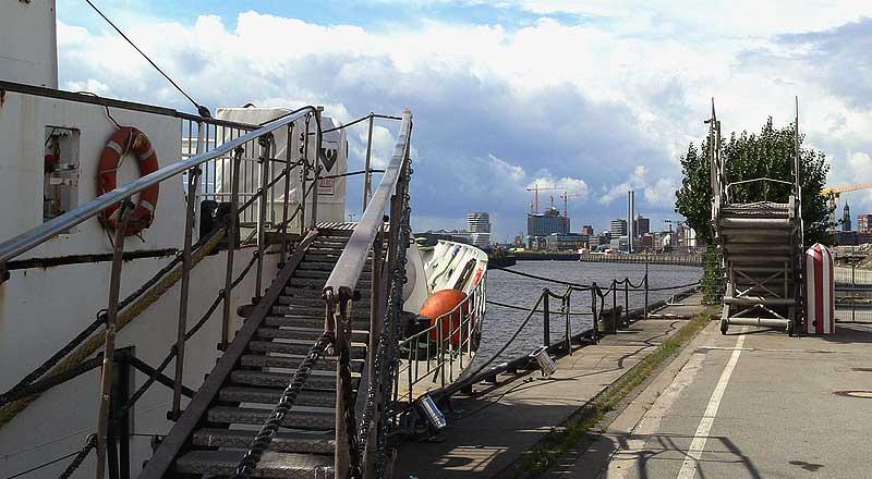 Auf zu neuen Ufern! Bürgerfest im Baakenhafen in der HafenCity
