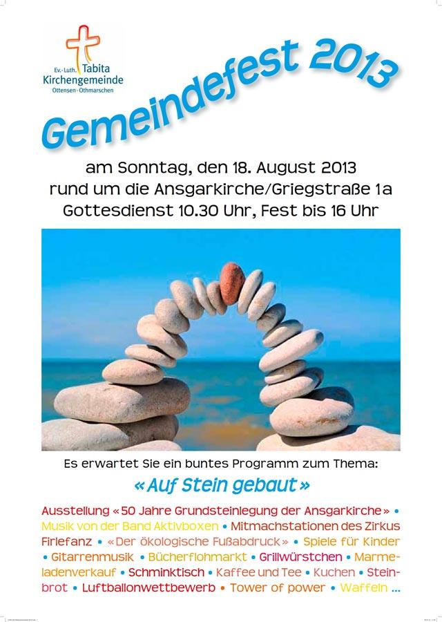 Tabita-Gemeinde Sommerfest 2013