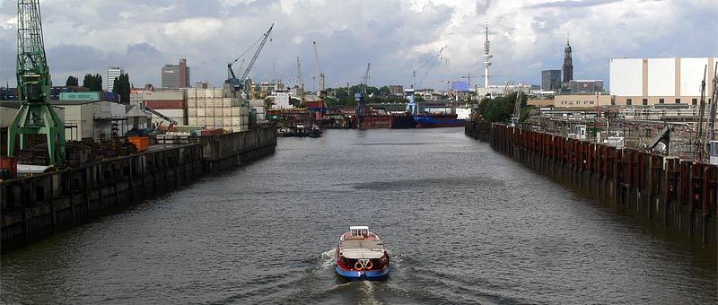 Tage der Industriekultur 2013 in Hamburg und Umgebung