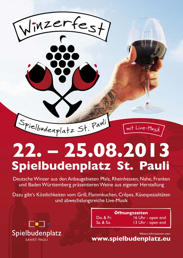 Winzerfest St. Pauli 2013