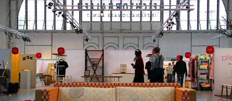 blickfang – Designmesse in den Deichtorhallen