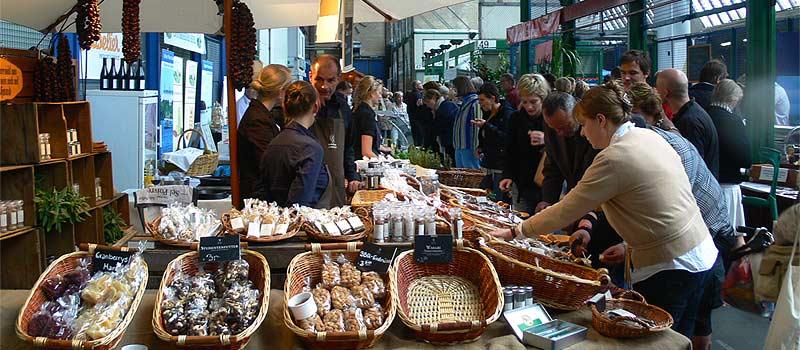 Food Market – Leckerschmecker aus der Region im Großmarkt Hamburg