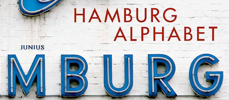 Werde Facebook-Fan und gewinne das Buch HAMBURG ALPHABET