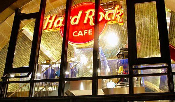 Hard Rock Cafe Hamburg