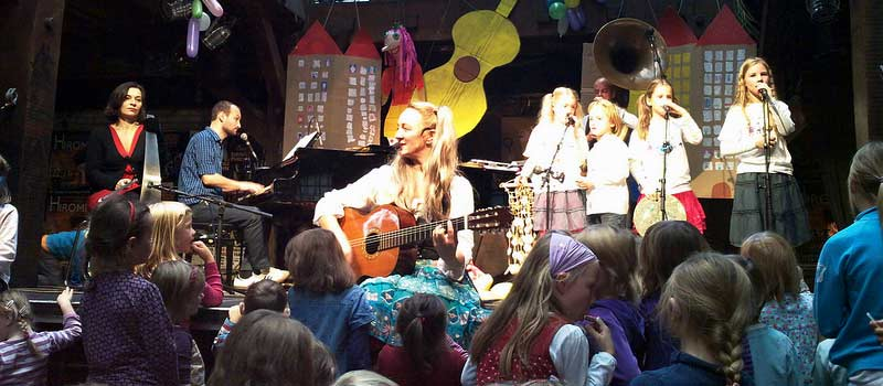 altoba Kinderfest in der Fabrik