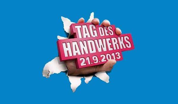 Tag des Handwerks 2013