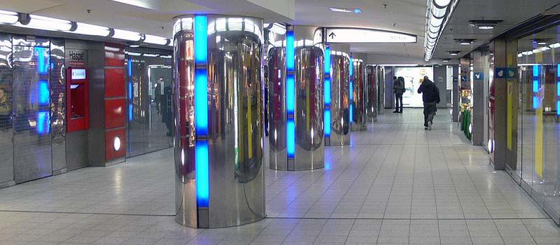 jazztrain – Jazz in der U-Bahn