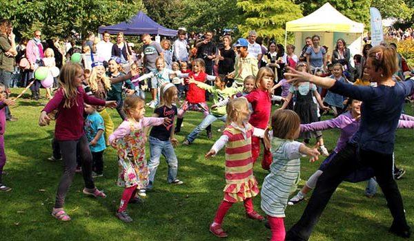 Weltkinderfest am Weltkindertag