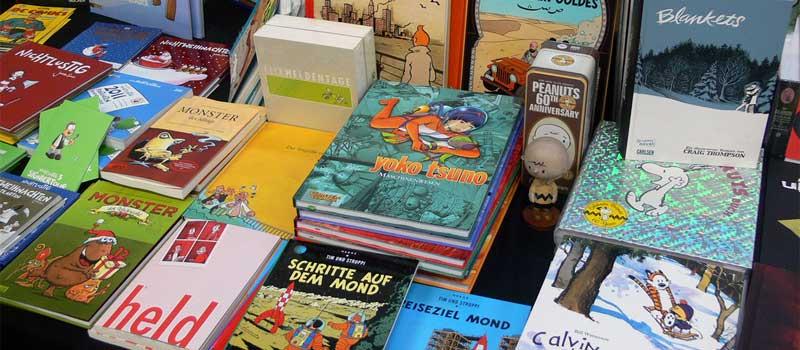 Comicfestival Hamburg – Partys, Rundgang, Ausstellung und Börse