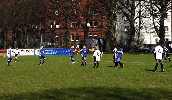 Fussball Erlebnistag Hamburg