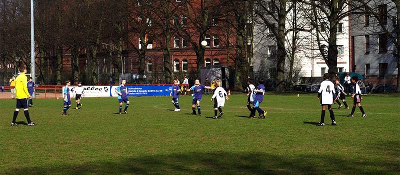 Mannschaftsgeist – Fussball-Förderung im Nachwuchs- und Amateurbereich