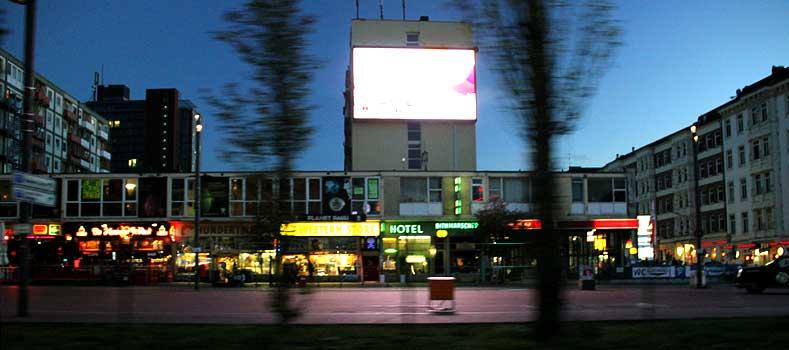 Das Herz von St Pauli … ist der Städtereise-Tourismus