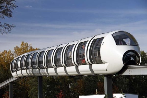Bahn der IGS Hamburg