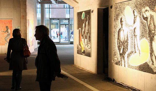 Kunst-Ausstellung in Hamburg 2013