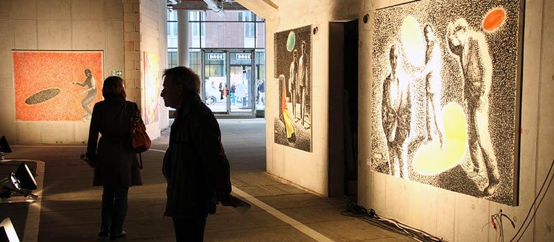 Hamburger Unternehmen zeigen und fördern Kunst