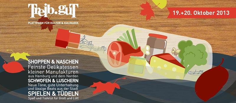 treib.gut – Kulinarik und Kultur in Hamburg