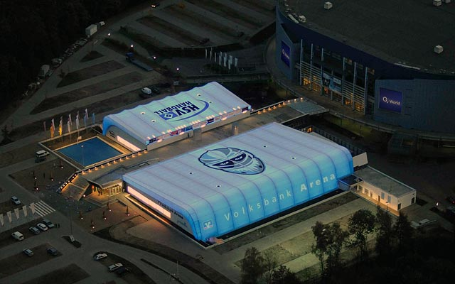 Volksbank-Arena - O2 World Hamburg