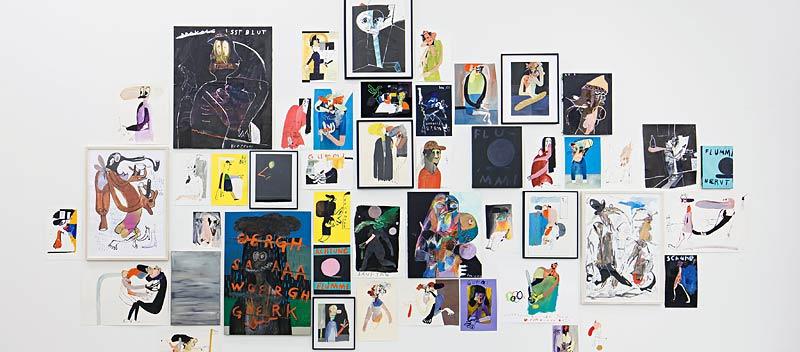 Großer Flohmarkt im Kunstverein Hamburg: Roberts Resterampe III