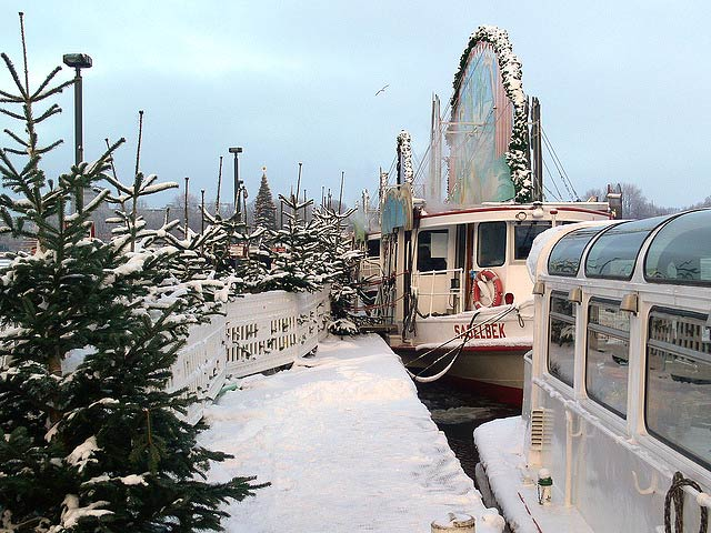 Backschiffe, Märchenschiffe, Weihnachtsbäckerei