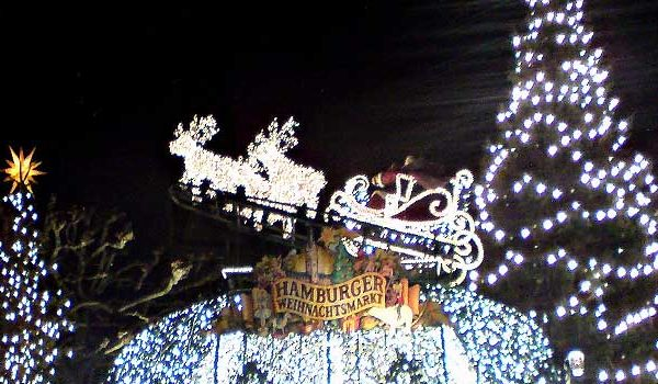 Weihnachtsmärkte in Hamburg 2013