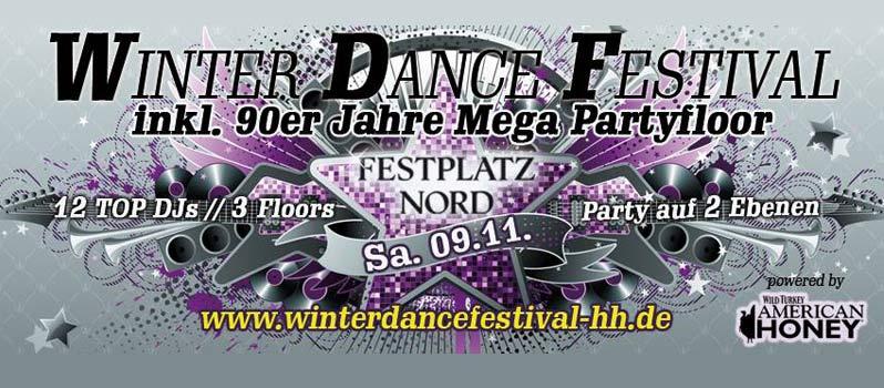 Winter Dance Festival im Festplatz Nord