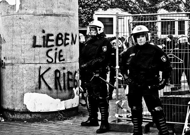Soul of Hamburg - Lieben ist Krieg