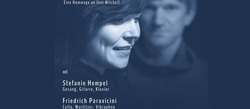 "Stefanie Hempel im Nachtasyl: ""SONGS ARE LIKE TATTOOS"" – Eine Hommage an Joni Mitchell"