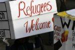 Refugees Welcome in Hamburg