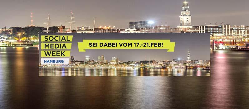 Kannst vergessen: Social Media Week Hamburg