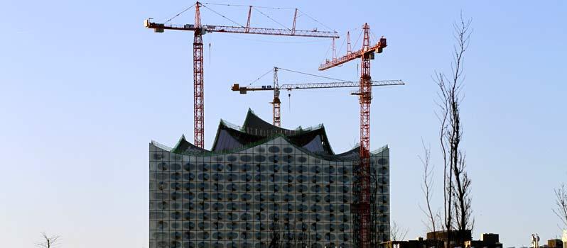 Tag der Elbphilharmonie – Baustellen-Besichtigungen und Open Air-Programm