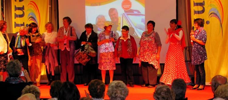 Seniorenmesse SeniorA Hamburg