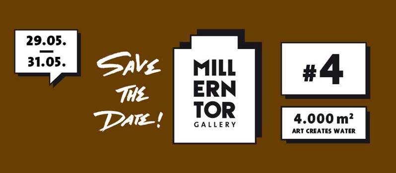 Millerntor Gallery #4 – mit Kunst und Musik für sauberes Wasser