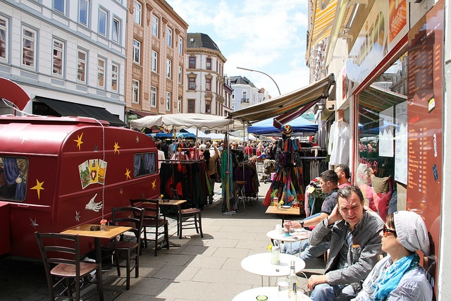 Hamburger Wochenendtipps und ALTONALE Straßenfest