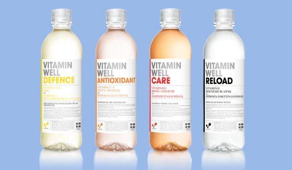 Vitamin Well Vitamindrink