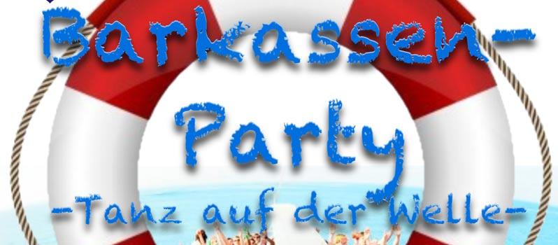 Tanz auf Welle – Barkassen-Party für einen guten Zweck