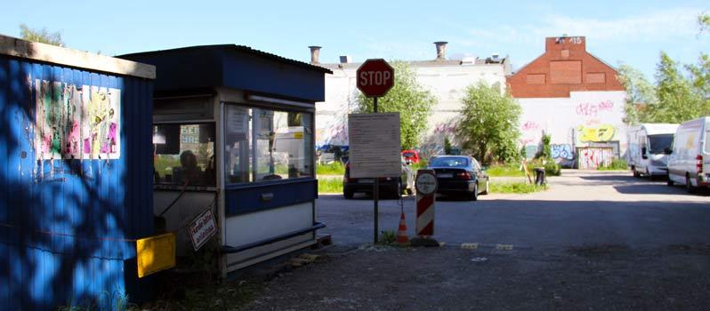 Ottenser Protest-Stadtteilrundgang