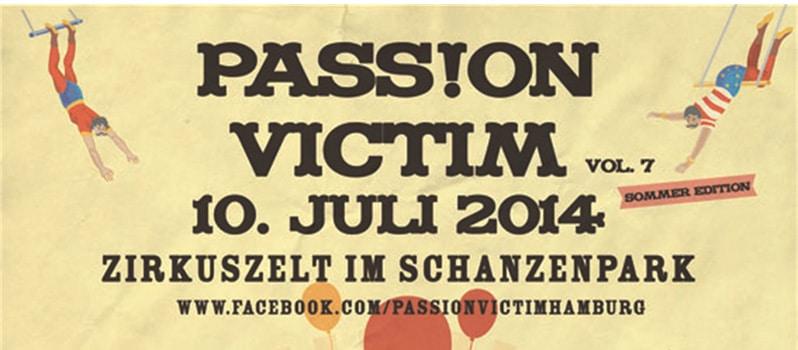 PASS!ON VICTIM im Schanzenpark