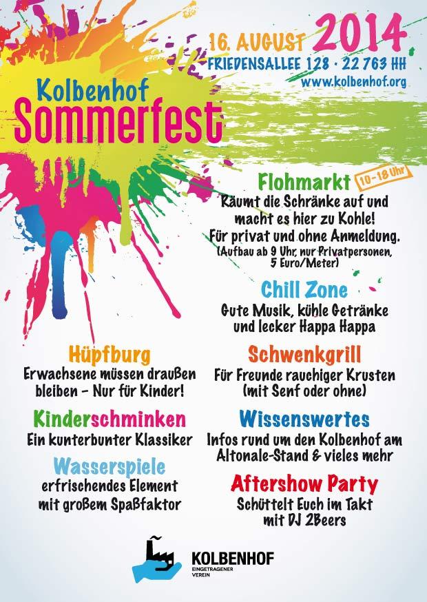Kolbenhof Sommerfest 2014