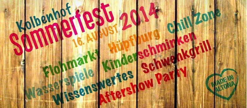 Kolbenhof Sommerfest